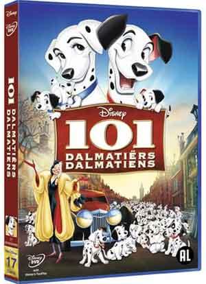 101 Dalmatiers Tekenfilm uit 1961