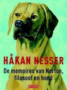 Hakan Nesser De memoires van Norton, filosoof en hond Recensie